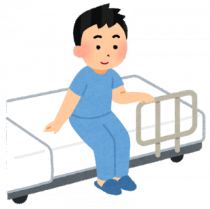20190410medical_bed_koshikake